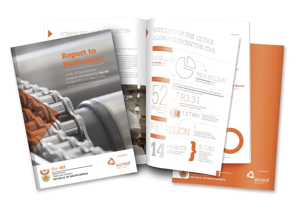 DTI Annual Report