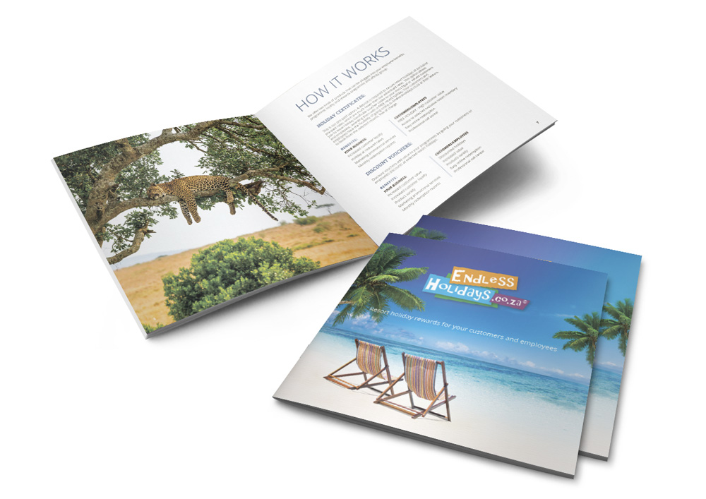 Endless Holidays Brochure