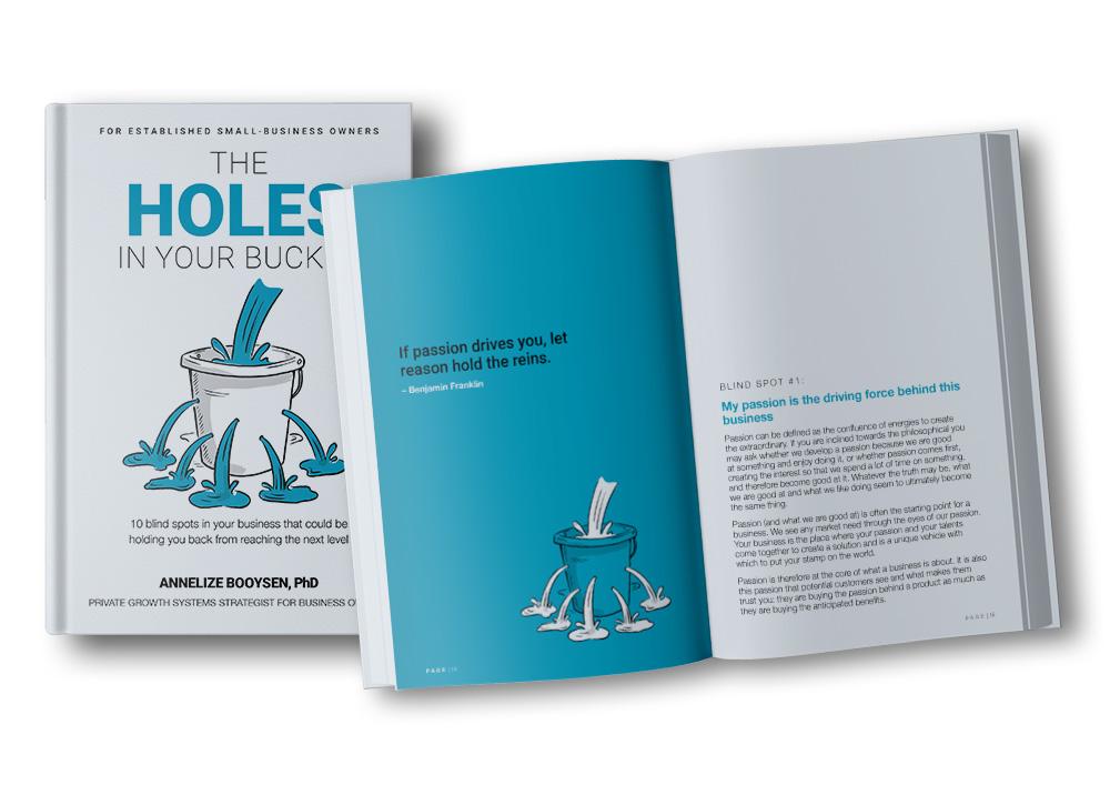 Holes in Your Bucket Book