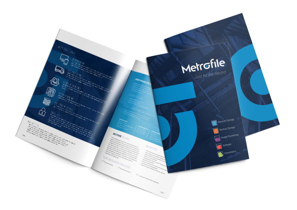 Metrofile Services Brochure